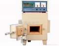 1000℃箱式电炉 2