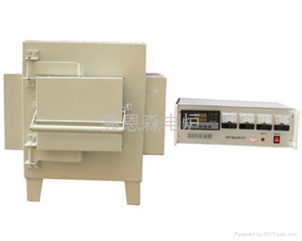 1000℃箱式电炉 3
