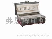 立式高温管式电炉