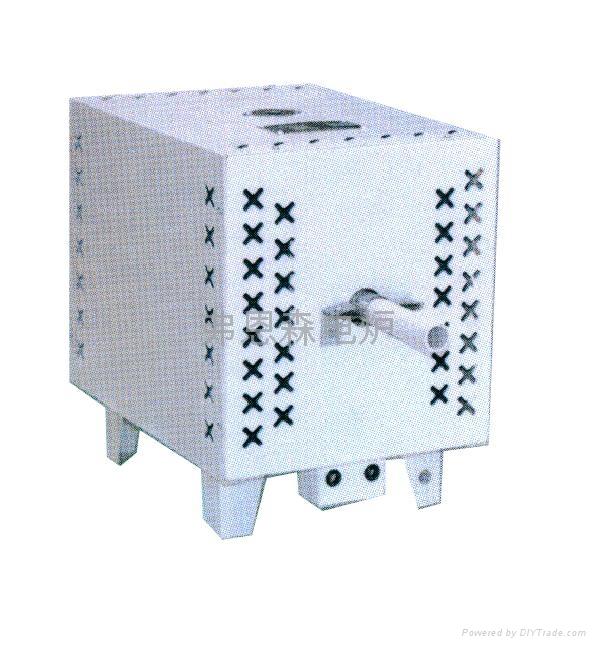 ZTSG系列真空型坩埚炉 1
