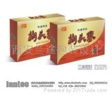 西安礼盒包装设计