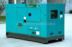 Denyo type Silent Diesel Generator Units