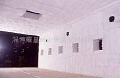 台车炉专用陶瓷纤维模块专业施工设计维修
