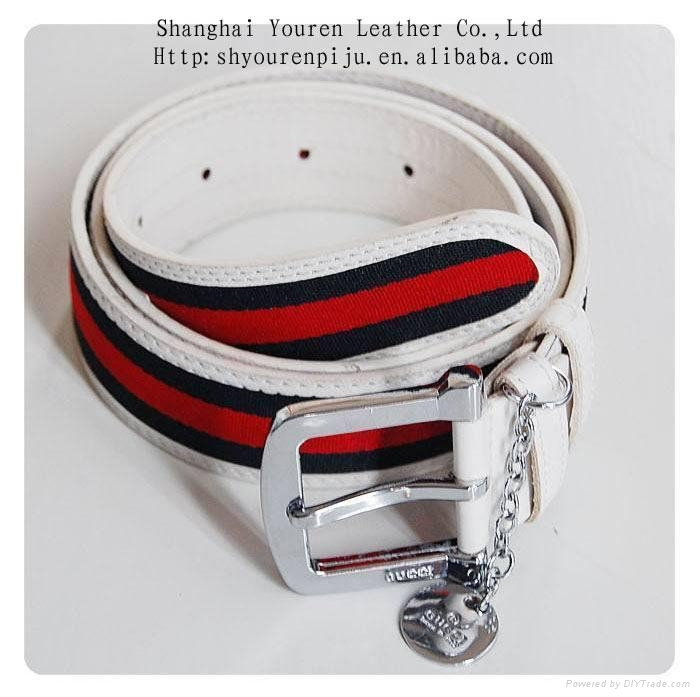 Canvas belt for lady CB0067 2