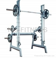 Commercial Gym Fitness Equipment / Smith Machine(Counter Balance)(L20)