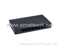 8 port 10/100Mbps Fast Ethernet Switch