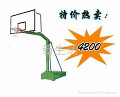 箱式籃球架