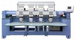Cap embroidery machine