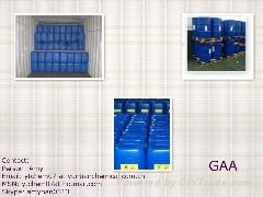 . Glacial acetic acid