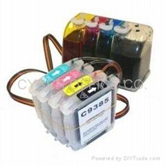 HP 88 CIS ink system for Officejet Pro L7580 L7590 L7650 L7680 K550 K5400 K8600