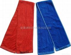 竹纤维运动巾