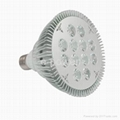 LED Light Par38 EP38-E27-12x1W 12X2W 12 super bright LEDs/aluminum alloy