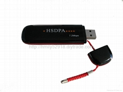 very popular wireless 3g usb modem wcdma data card with USSD function