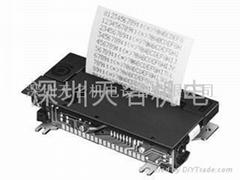 45MM出租車微型針式票據打印機芯150II