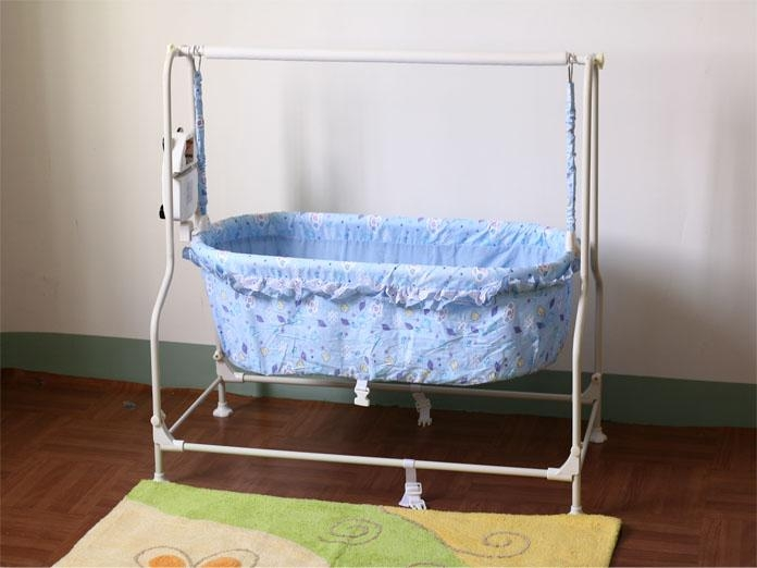 Blue Electric Baby Swing Bed Bx A31 At2 Beixue China