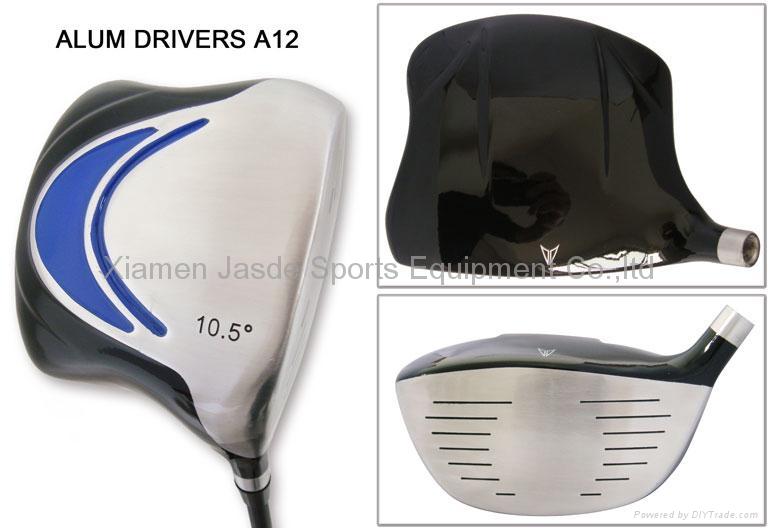 高爾夫鋁合金髮球桿 1