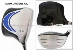 高尔夫铝合金发球杆