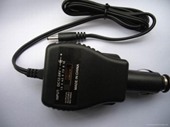 car charger for ipod/mp3/laptop/others