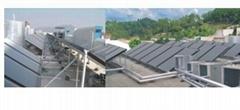 广州太阳能热水工程