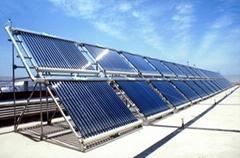 供应工厂节能型太阳能热水工程