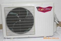 太阳能空气能热水器