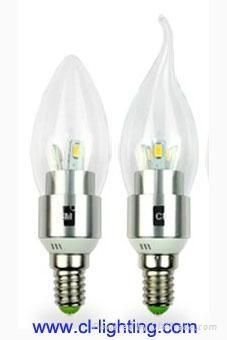 LED candle bulb SMD led 1