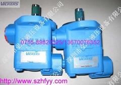 威格士葉片泵(Q)V10、V20 、20V、25V、