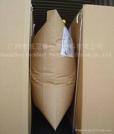 厂家现货供应集装箱专用缓冲充气袋 5
