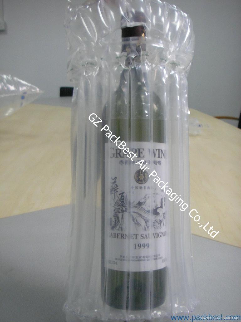 廠家現貨供應葡萄酒快遞保護緩衝氣柱氣囊袋 4