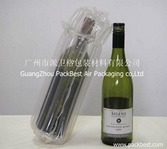 廠家供應橄欖油防震充氣袋