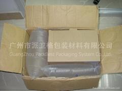 供應air cushion環保充氣袋