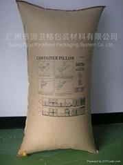 厂家现货供应1000*1800mm集装箱专用缓冲充气袋