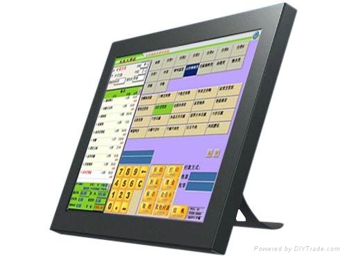 銀川工業觸摸屏平板壁挂一體化電腦 2