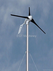 CE approved 400w wind generator
