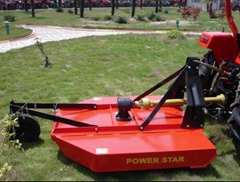Topper mower/bush hog