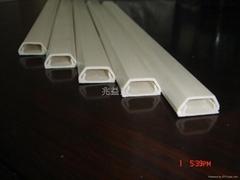 PVC telephone duct/PVC telecom duct/PVC phone trunking