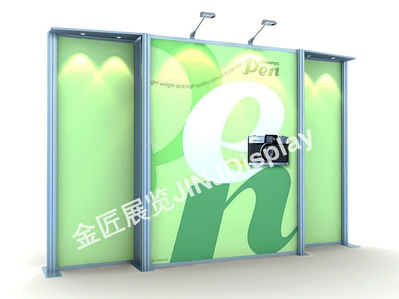 各種促銷道具會議背景牆 1