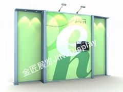 各種促銷道具會議背景牆