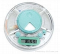 Digital pill box timer GHX-405
