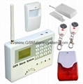 Wireless GSM Home Security Alarm, S110