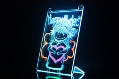 LED Writing Board Desktop