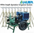 Irrigation Machine Generator and Water