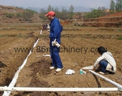Irrigation Equipment-Buried Pipe laying