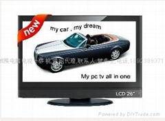 all in one pctv