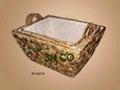 Water hyacinth basket 1