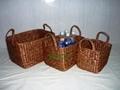 water hyacinth basket 2