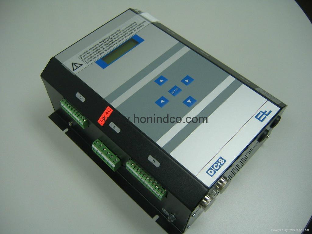Erhardt Leimer Digital Controller For Edge Sensor