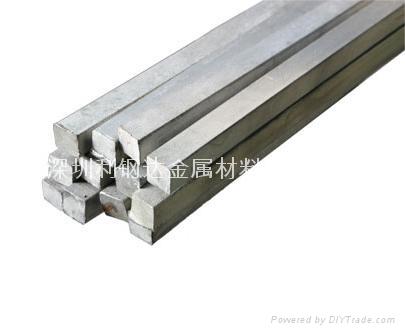 環保不鏽鋼方棒 2
