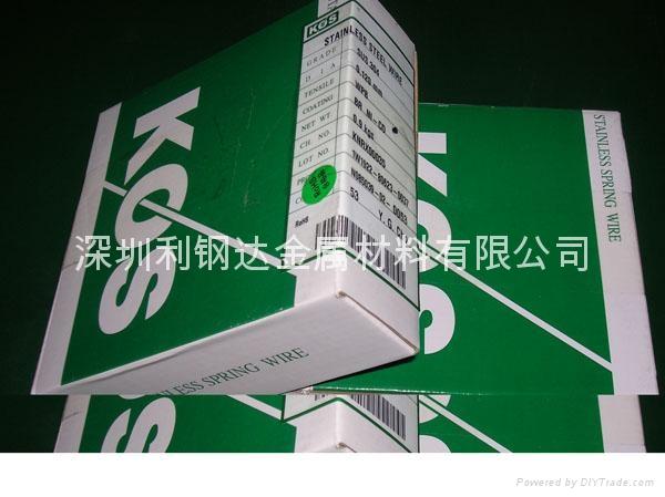 韩国象牌KOS不锈钢弹簧钢丝 1