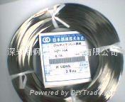 日本精線NAS不鏽鋼彈簧鋼絲 2
